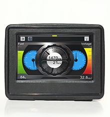 """C7 - 7"""" CAN Bus Display"""