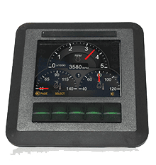 """C3l - 3.5"""" CAN Bus Display"""