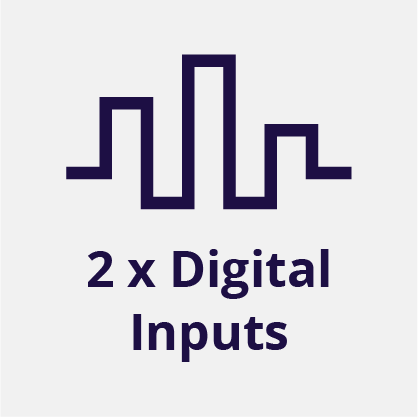 2 Digital Inputs