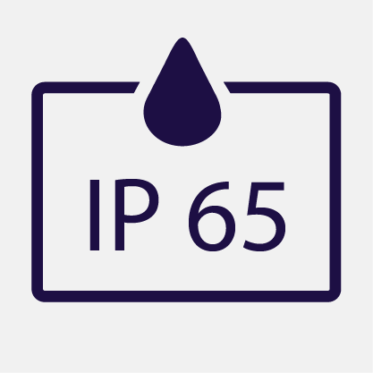 Ingress Protection IP65