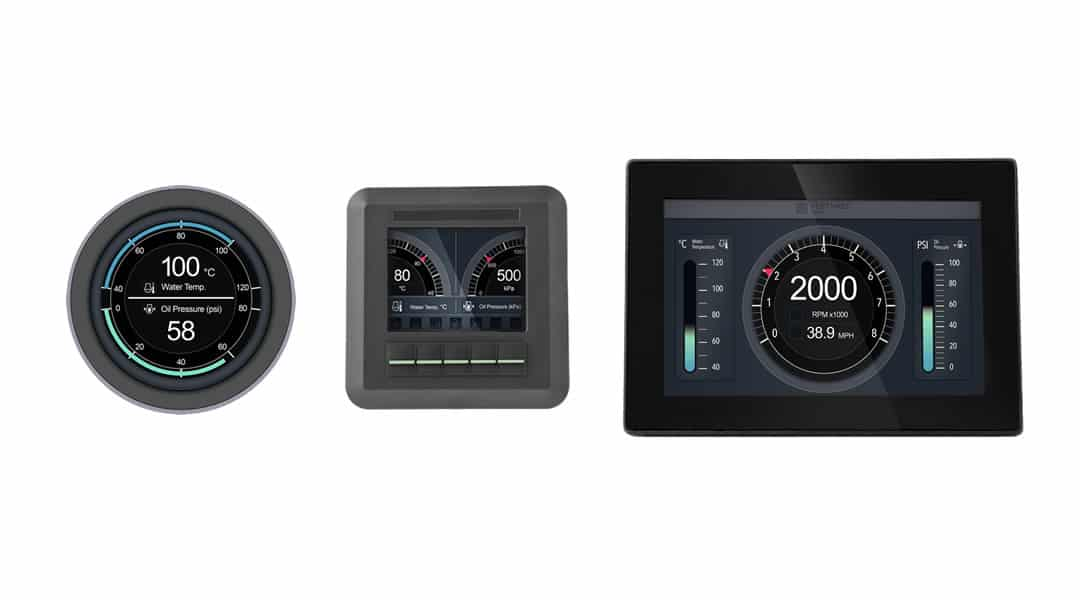 Veethree Launches Universal Engine Monitor Range