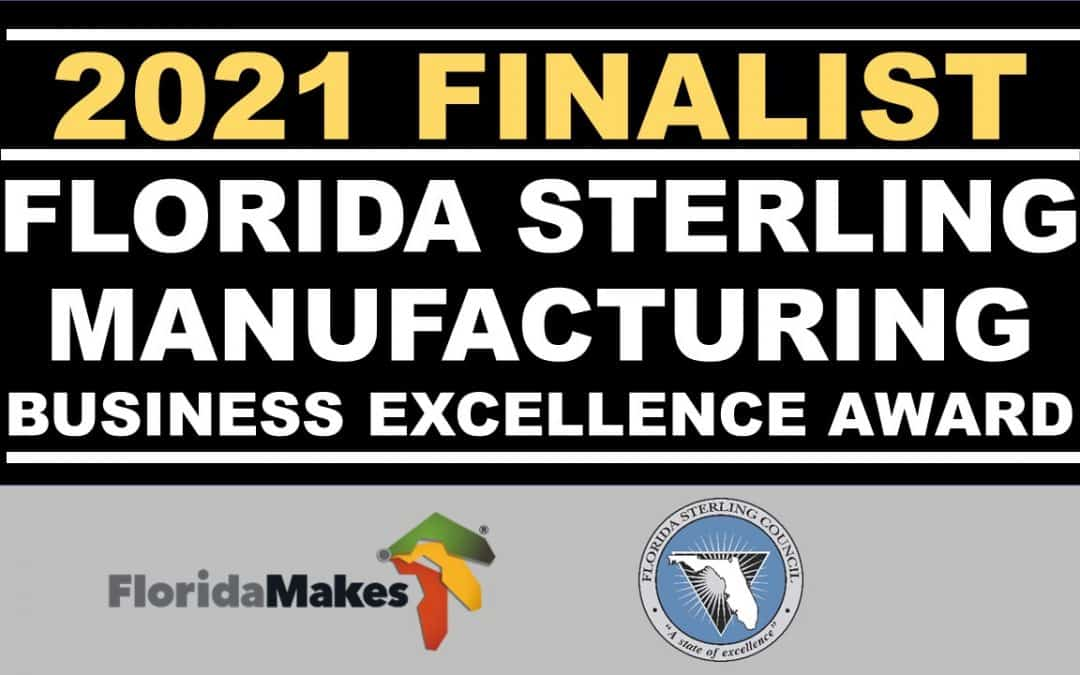 Veethree Electronics Among Finalists for Florida Sterling Manufacturing Business Awards