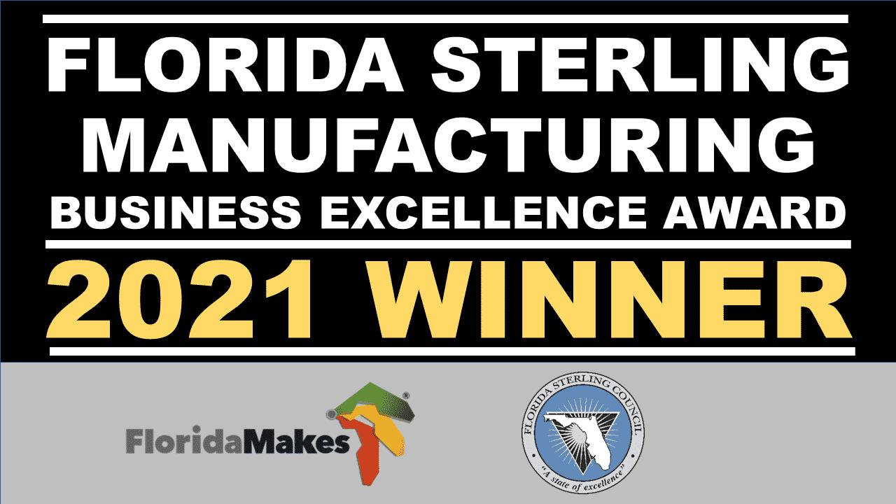 2021 Manatee Chamber of Commerce Proud Member Logo Bradenton Florida Lakewood Ranch Parrish Ellenton Palmetto Anna Maria Island Manufacturers